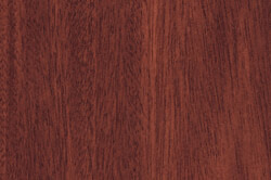 African Mahogany - Custom cabinet color & countertops