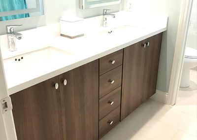 Custom Bathroom Cabinets & Vanity Solutions