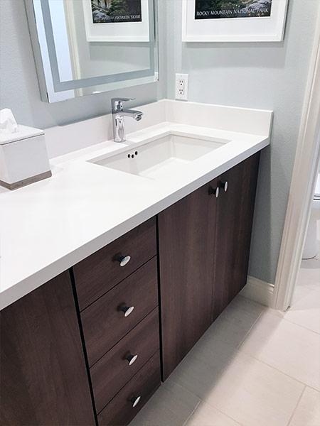 Custom Bathroom Cabinets And Vanities In Orange County
