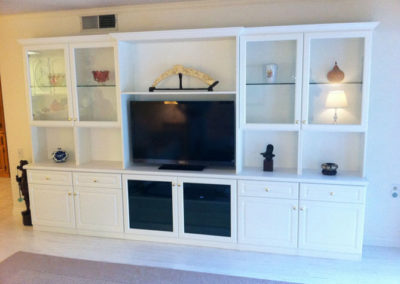 Entertainment Center 15