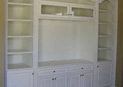 Custom Entertainment Center Cabinets