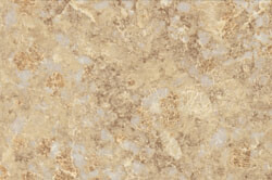 Jeweled Ivory - Custom cabinet color & countertops
