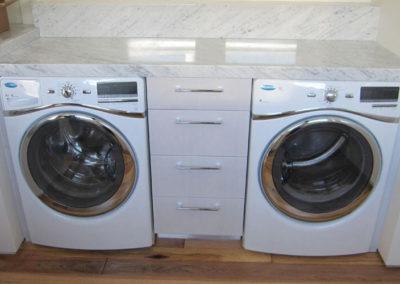 Custom Laundry Room Cabinet Solutions
