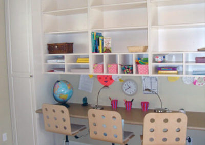 Custom Home Office Cabinet Solutions