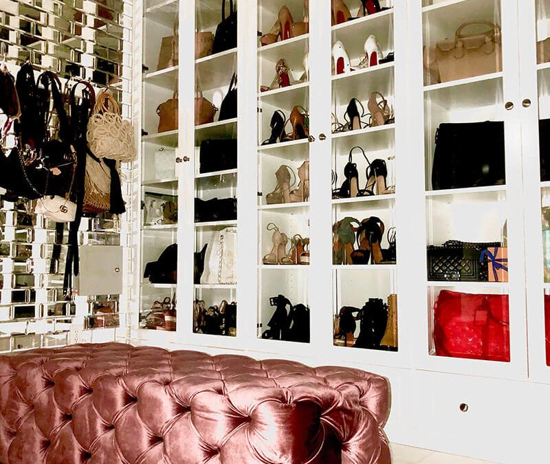 Five Ideas for Awesome Shoe Storage