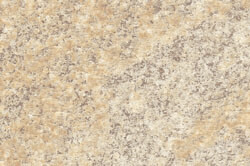 Venetian Gold - Custom cabinet color & countertops