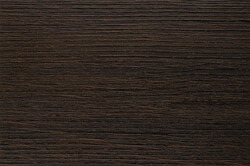 Wenge - Custom cabinet color & countertops